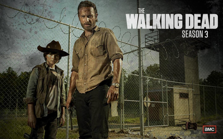 The Walking Dead Wallpaper 13