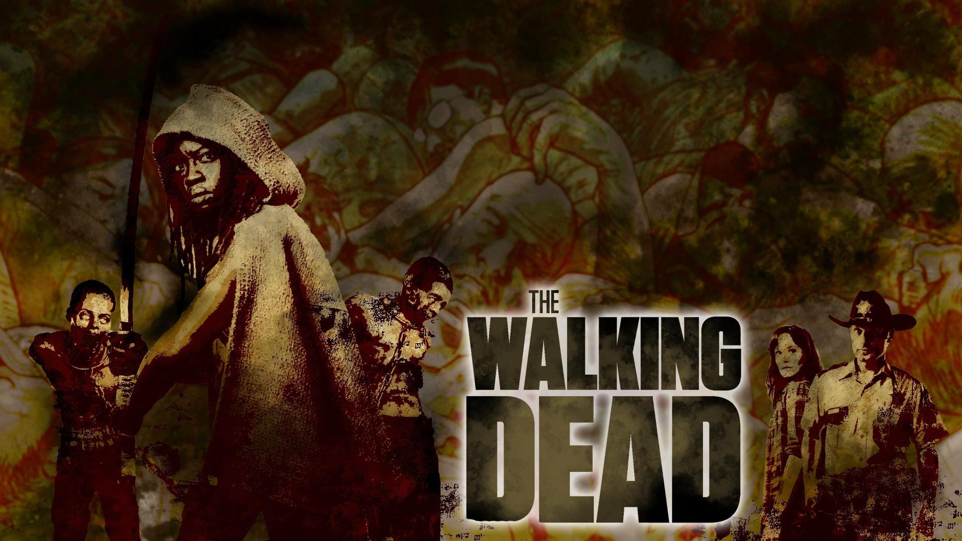 The Walking Dead wallpaper 16