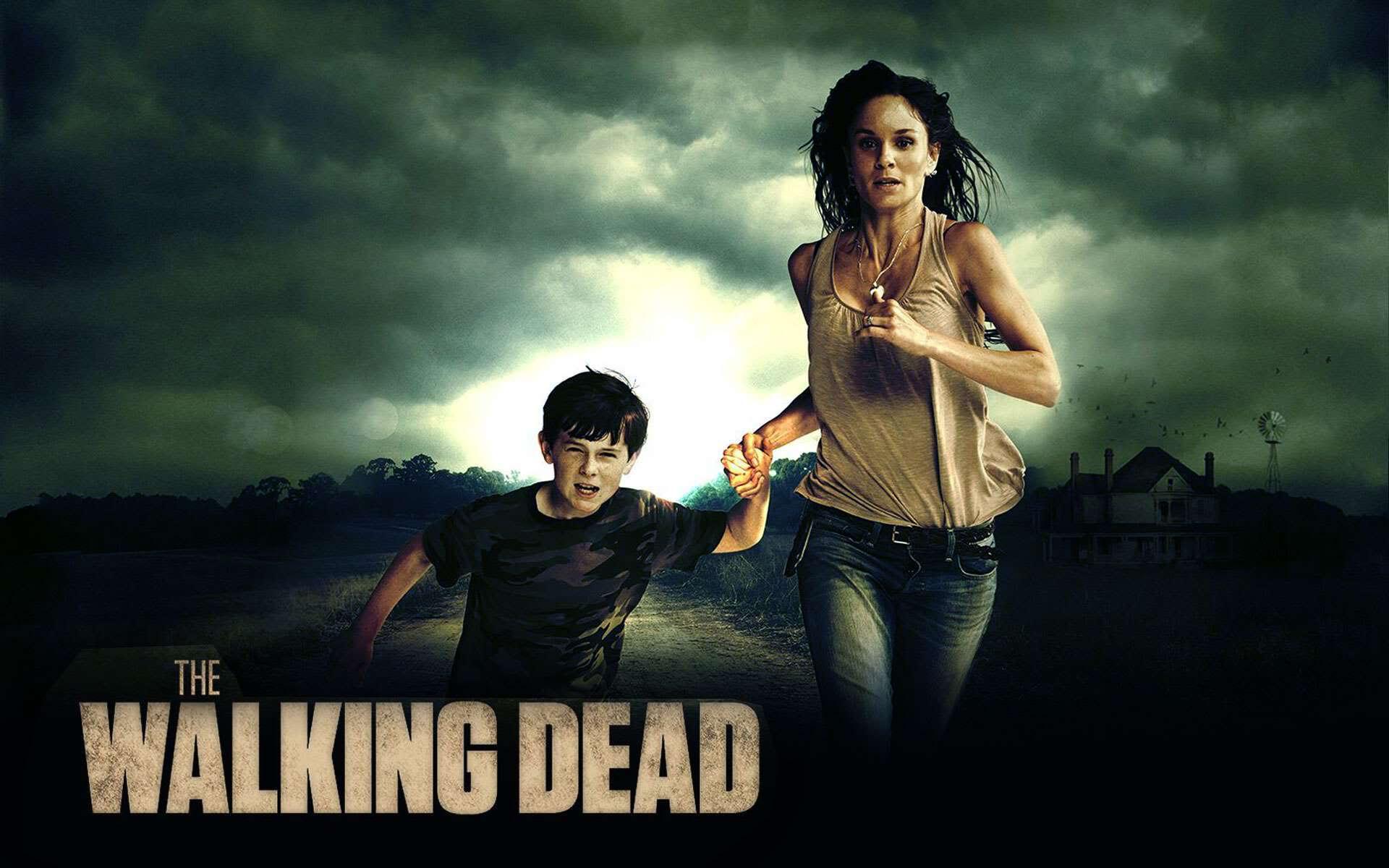 The Walking Dead wallpaper 9