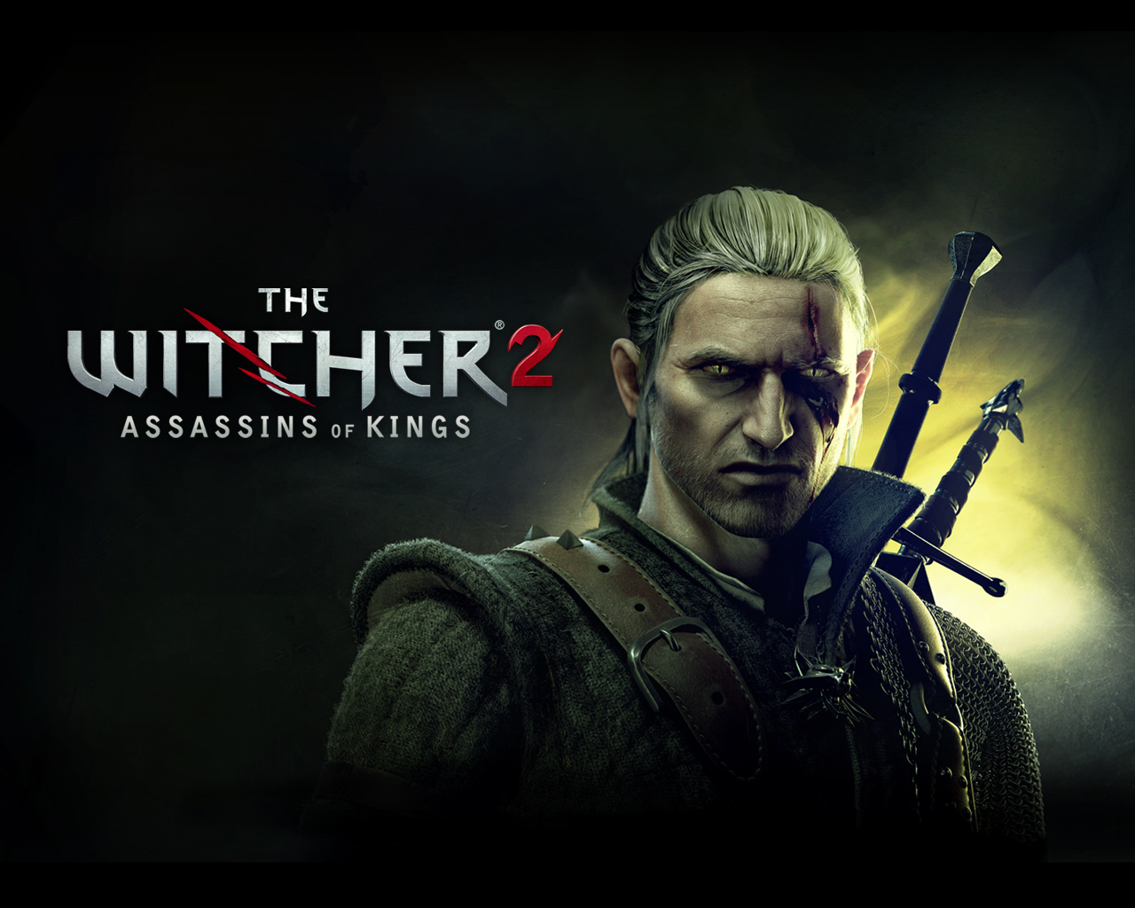 The Witcher 2 wallpaper 4