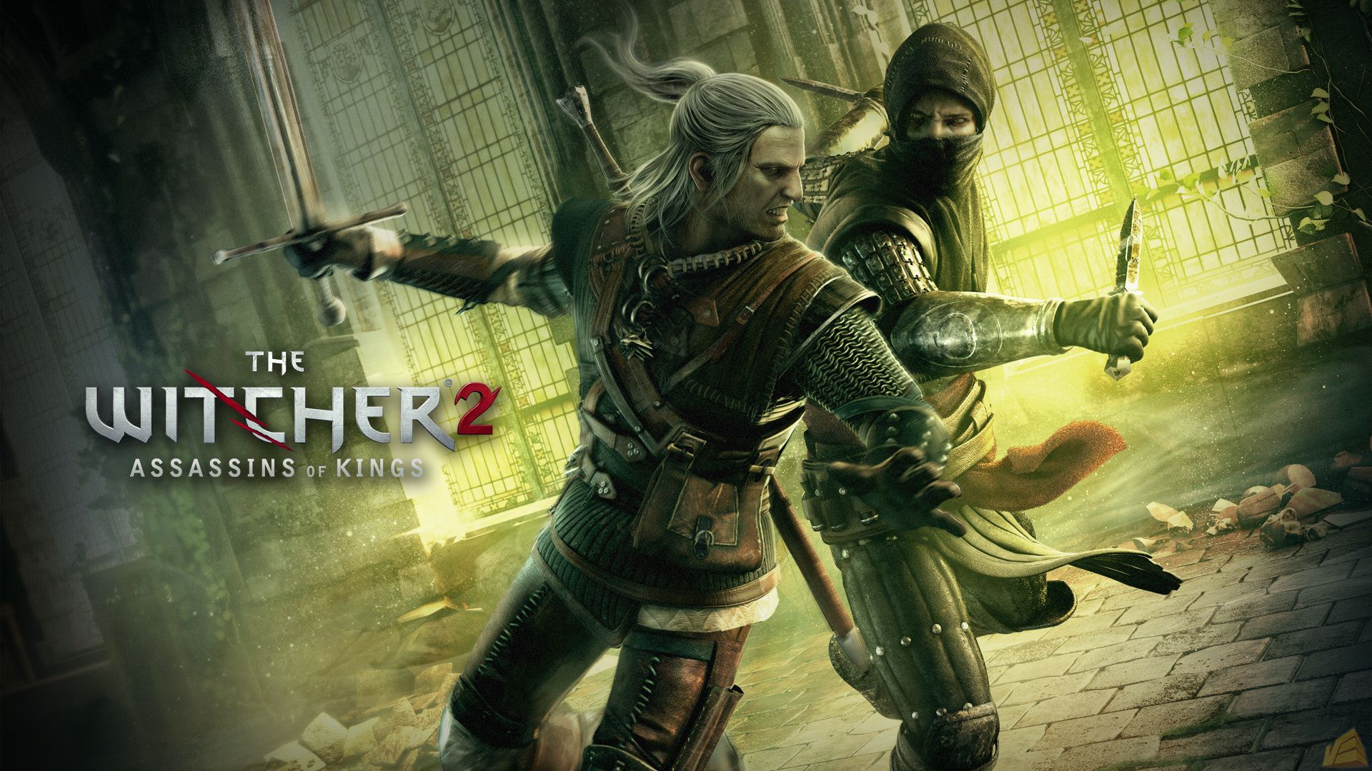The Witcher 2 wallpaper 5