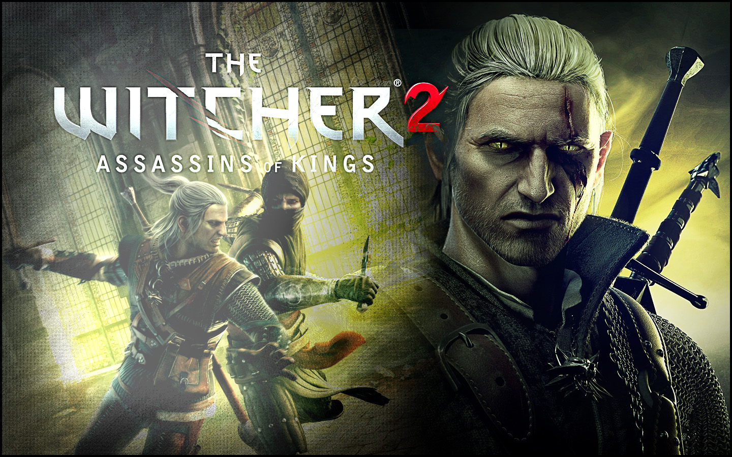 The Witcher 2 wallpaper 6