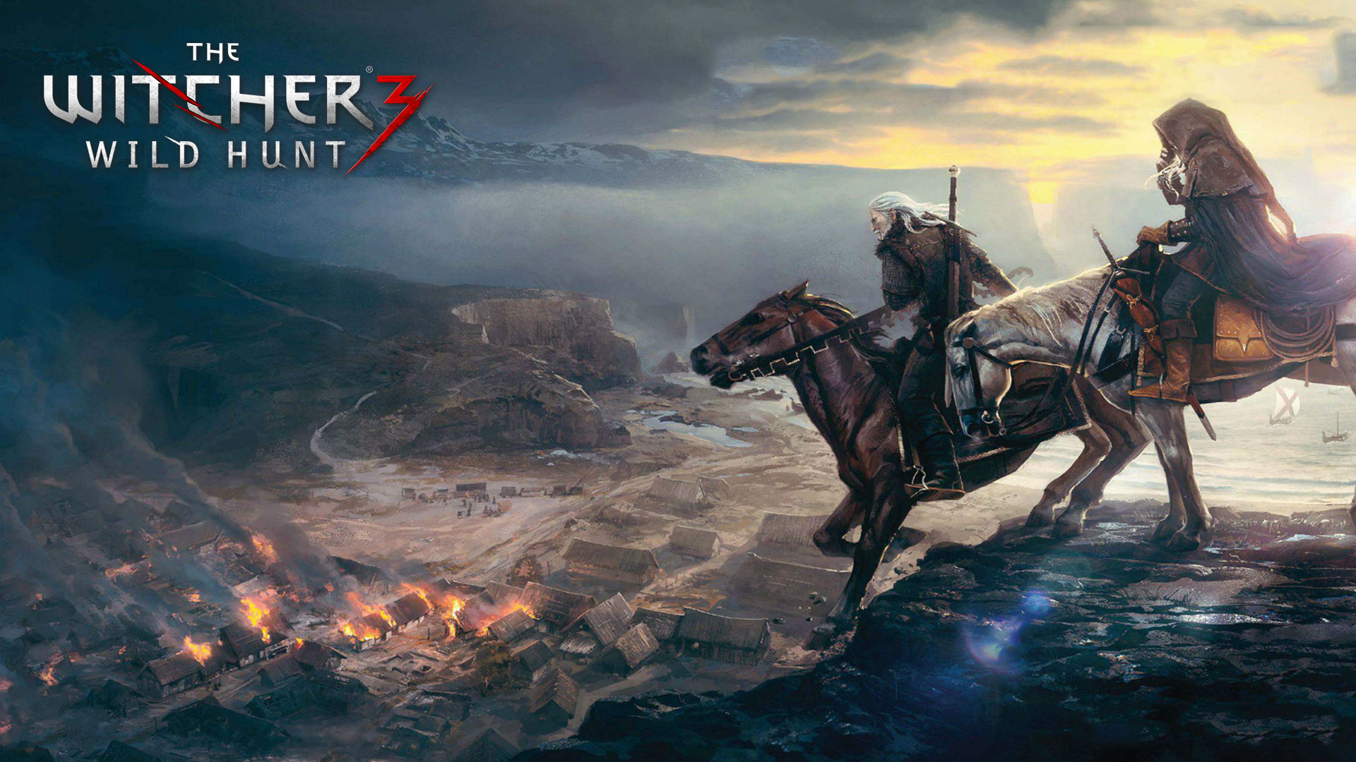The Witcher 3 wallpaper 11