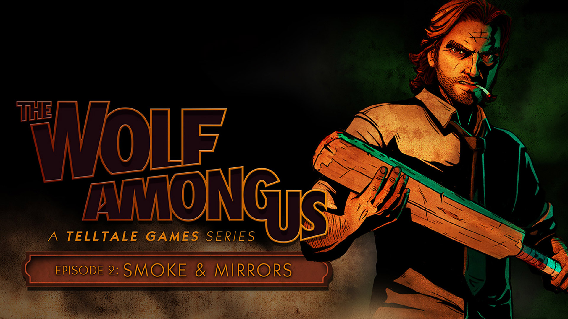 The Wolf Among Us Wallpaper 1