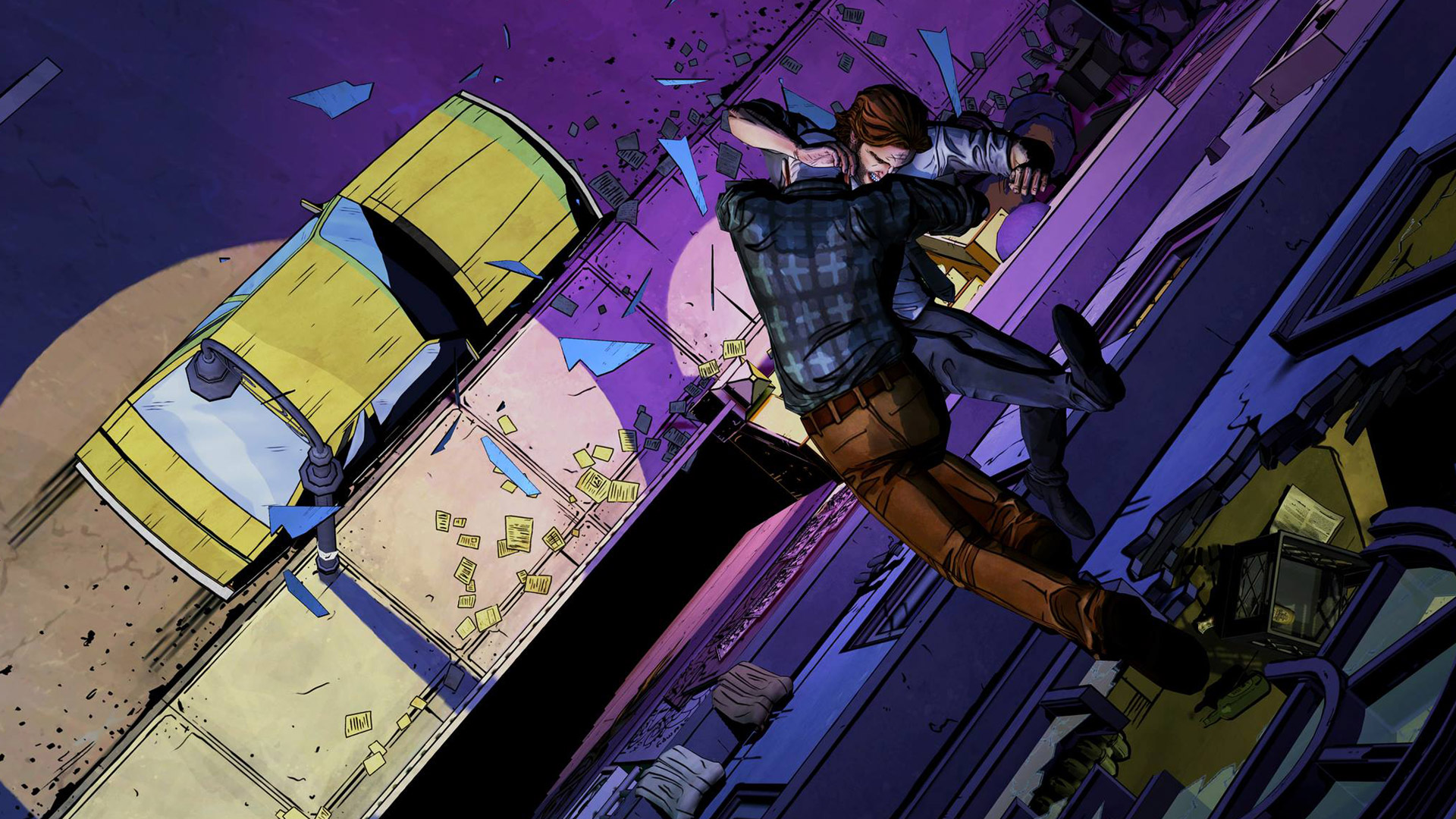 The Wolf Among Us wallpaper 2