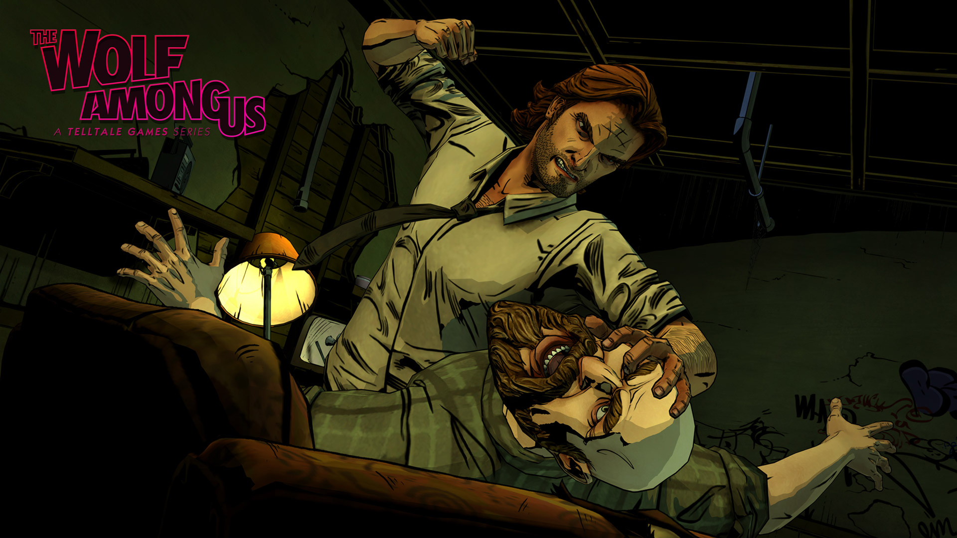 The Wolf Among Us Wallpaper 3