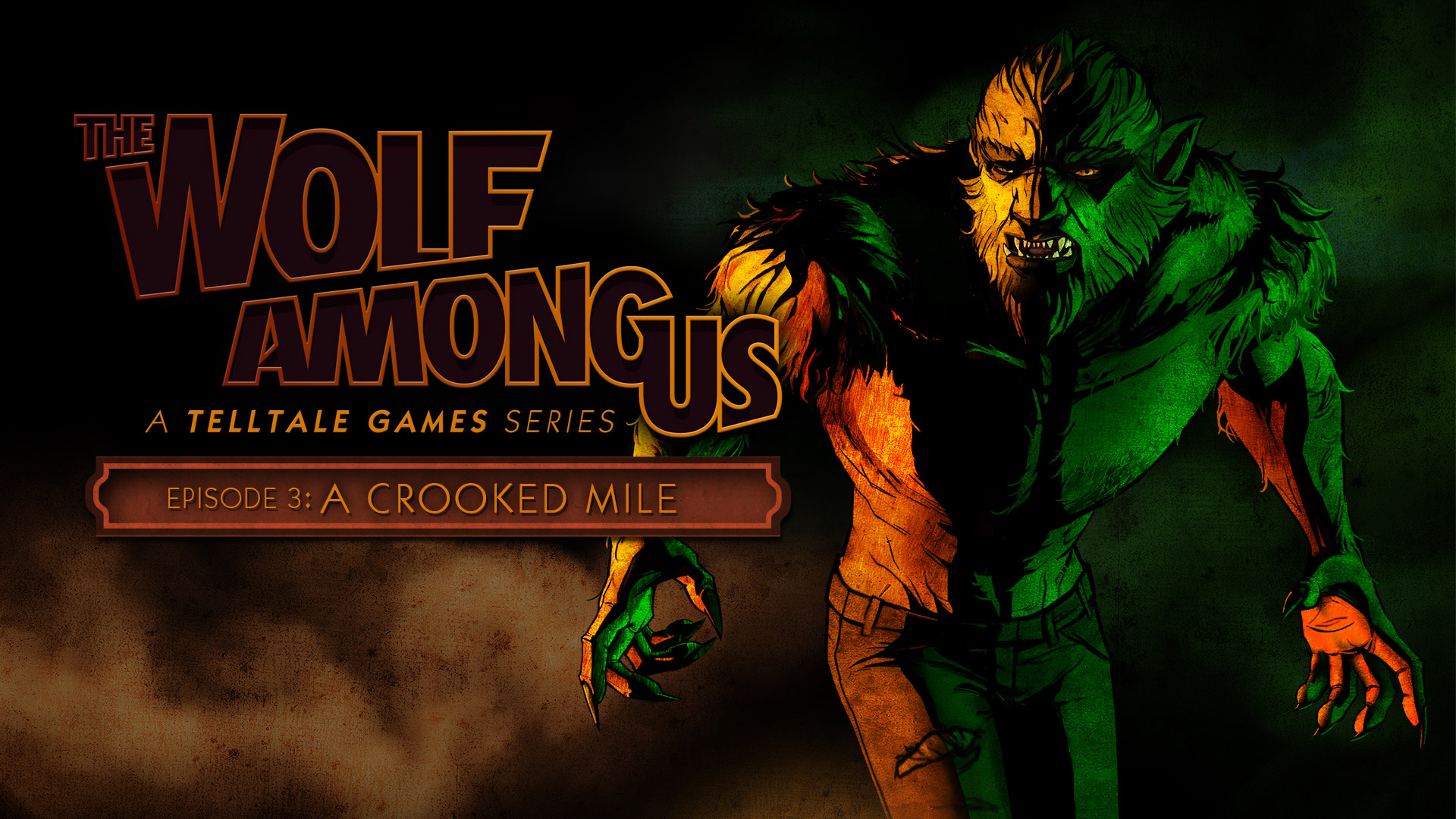 The Wolf Among Us wallpaper 4