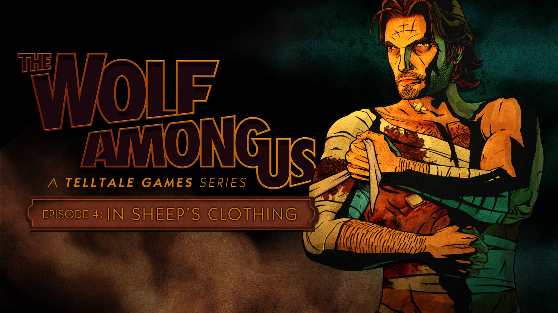 The Wolf Among Us wallpaper 6