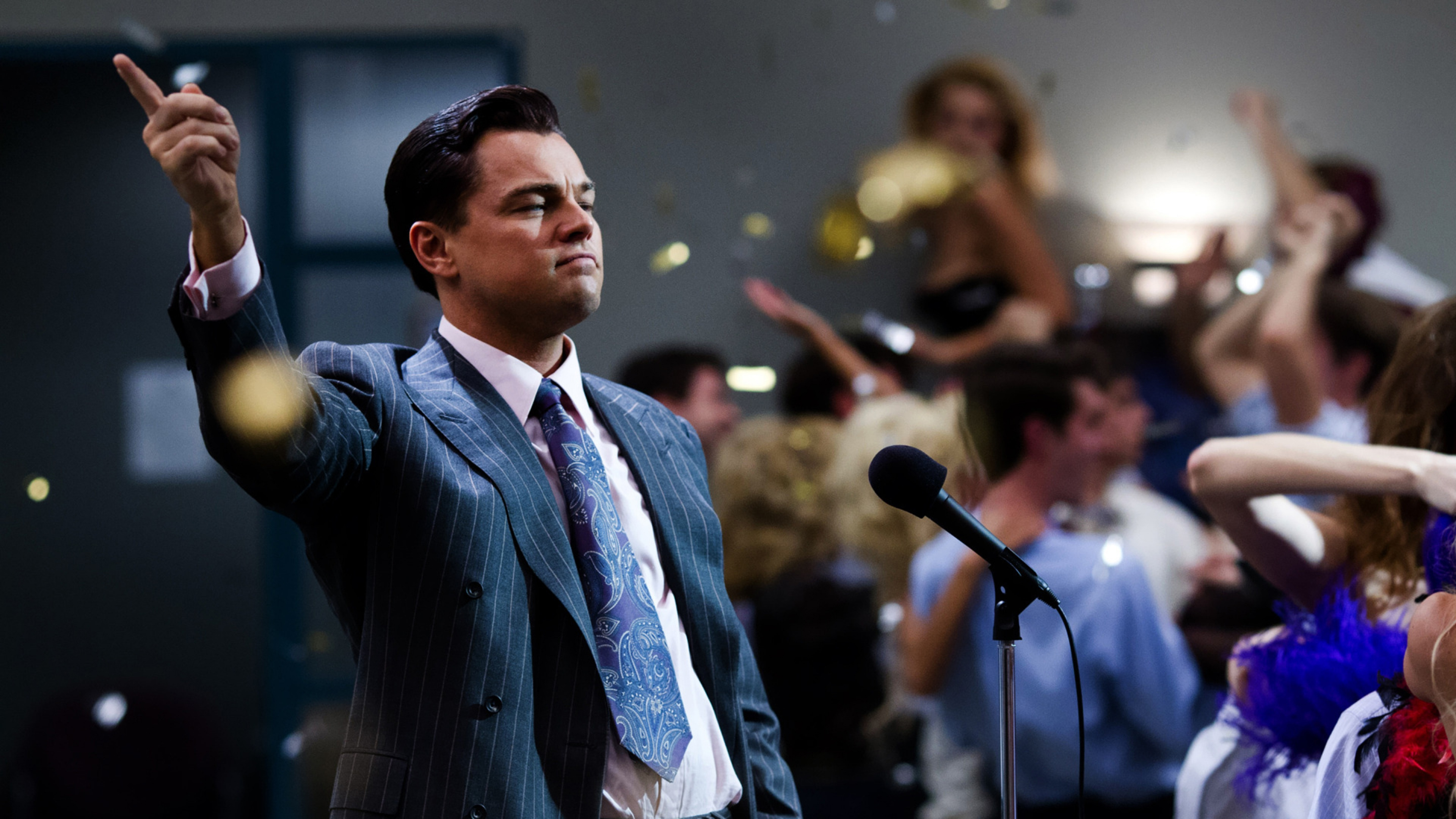 The Wolf of Wall Street wallpaper 2