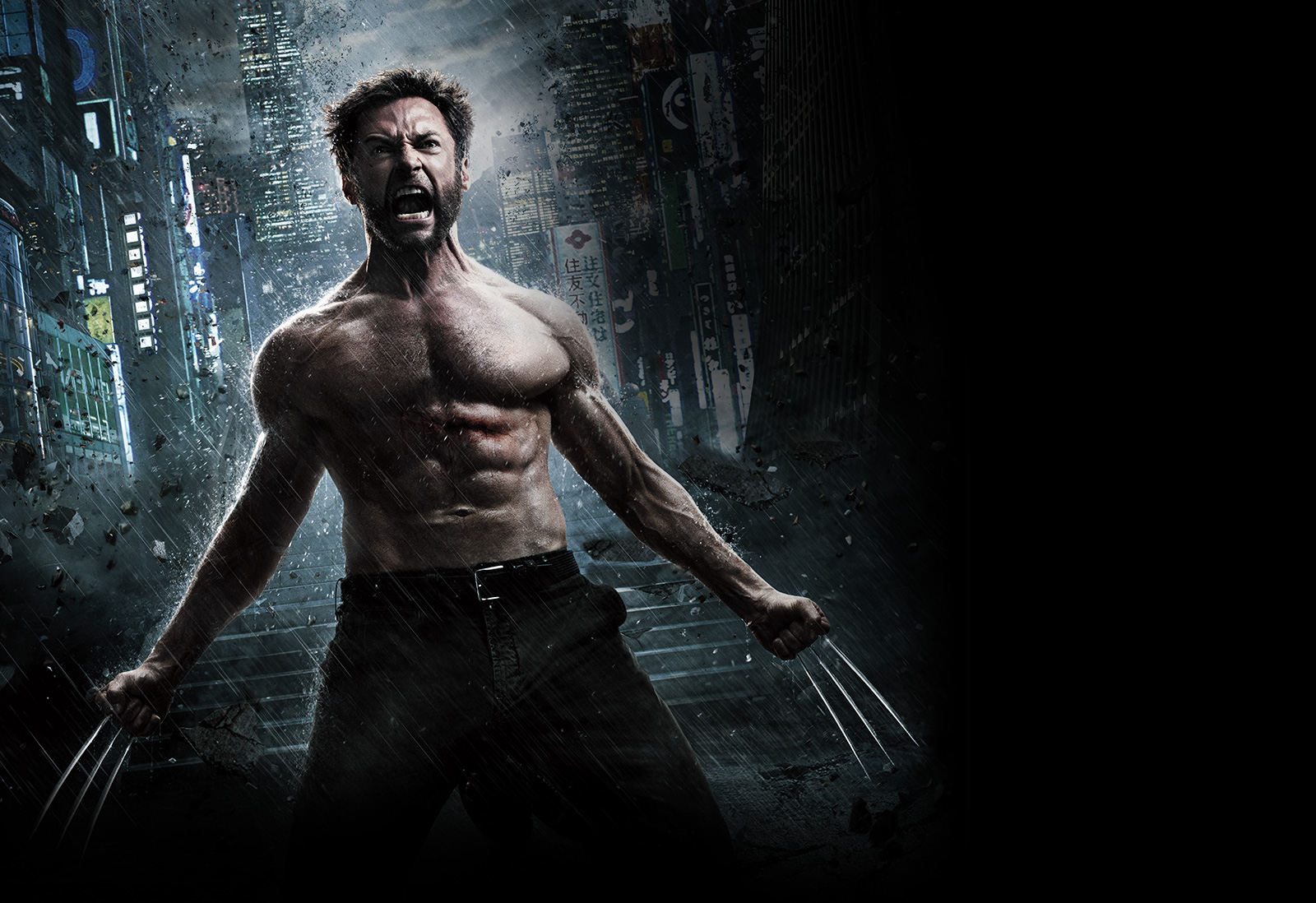 The Wolverine wallpaper 1