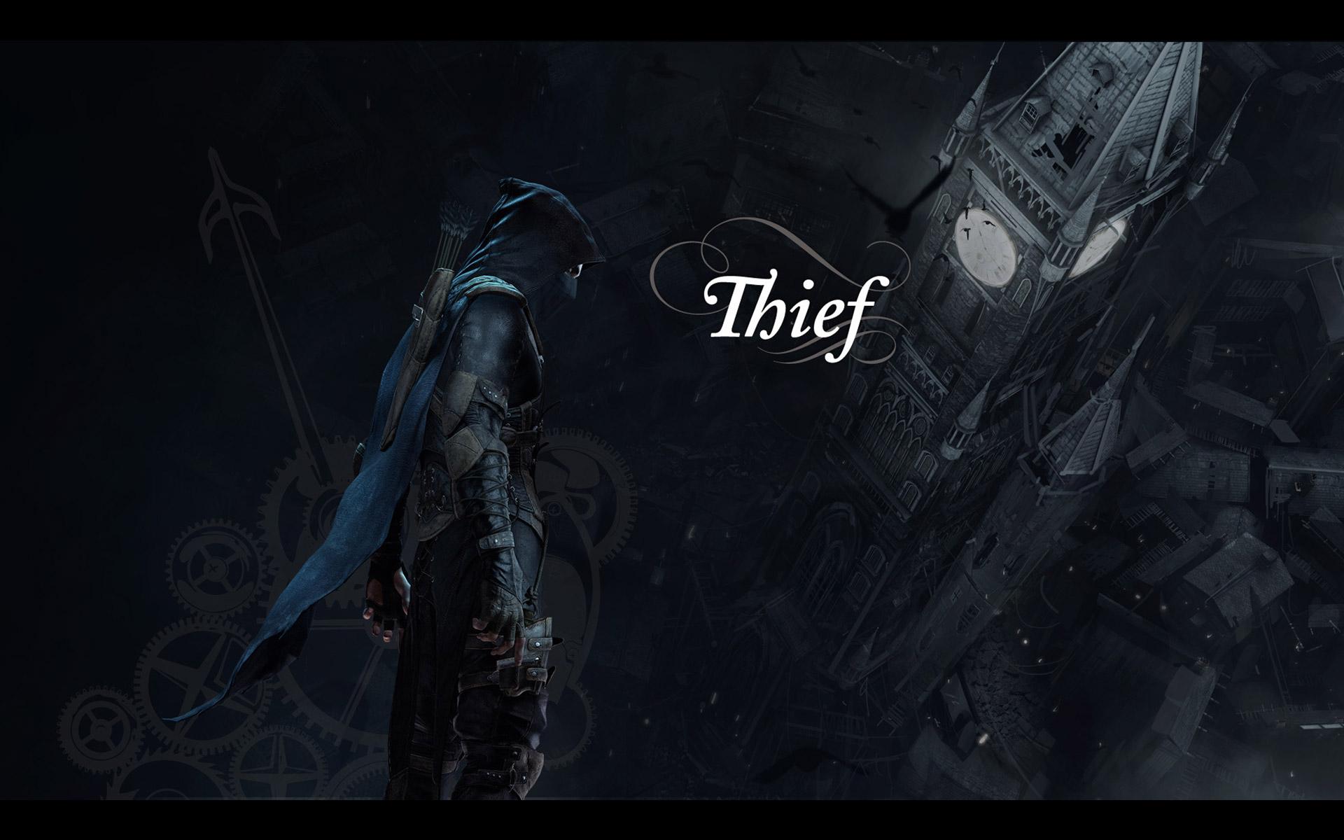 Thief wallpaper 4