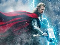 Thor The Dark World wallpaper 2