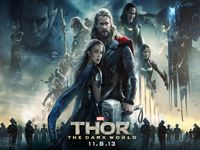 Thor The Dark World wallpaper 3