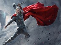 Thor The Dark World wallpaper 4