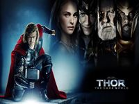 Thor The Dark World wallpaper 6