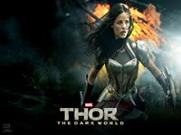 Thor The Dark World wallpaper 9