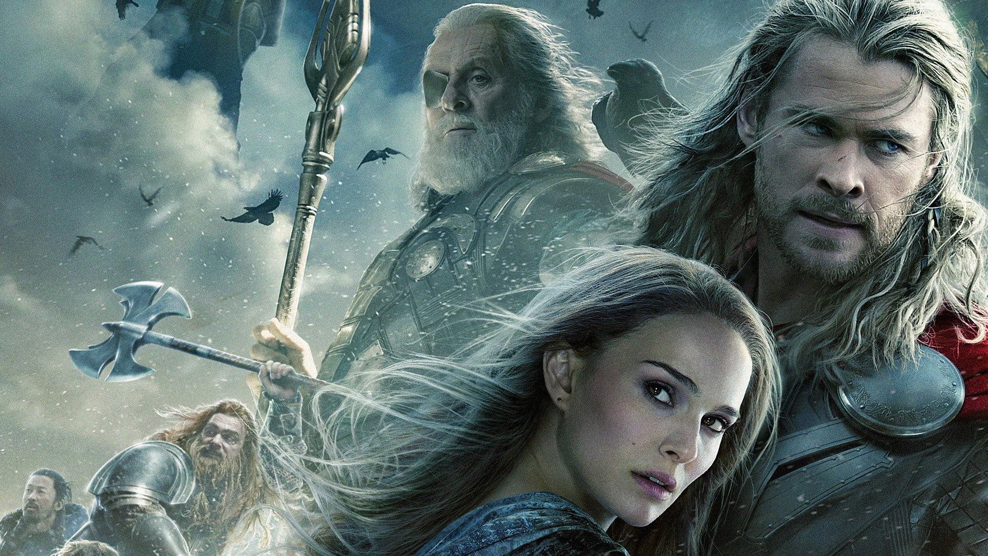 Thor The Dark World wallpaper 1