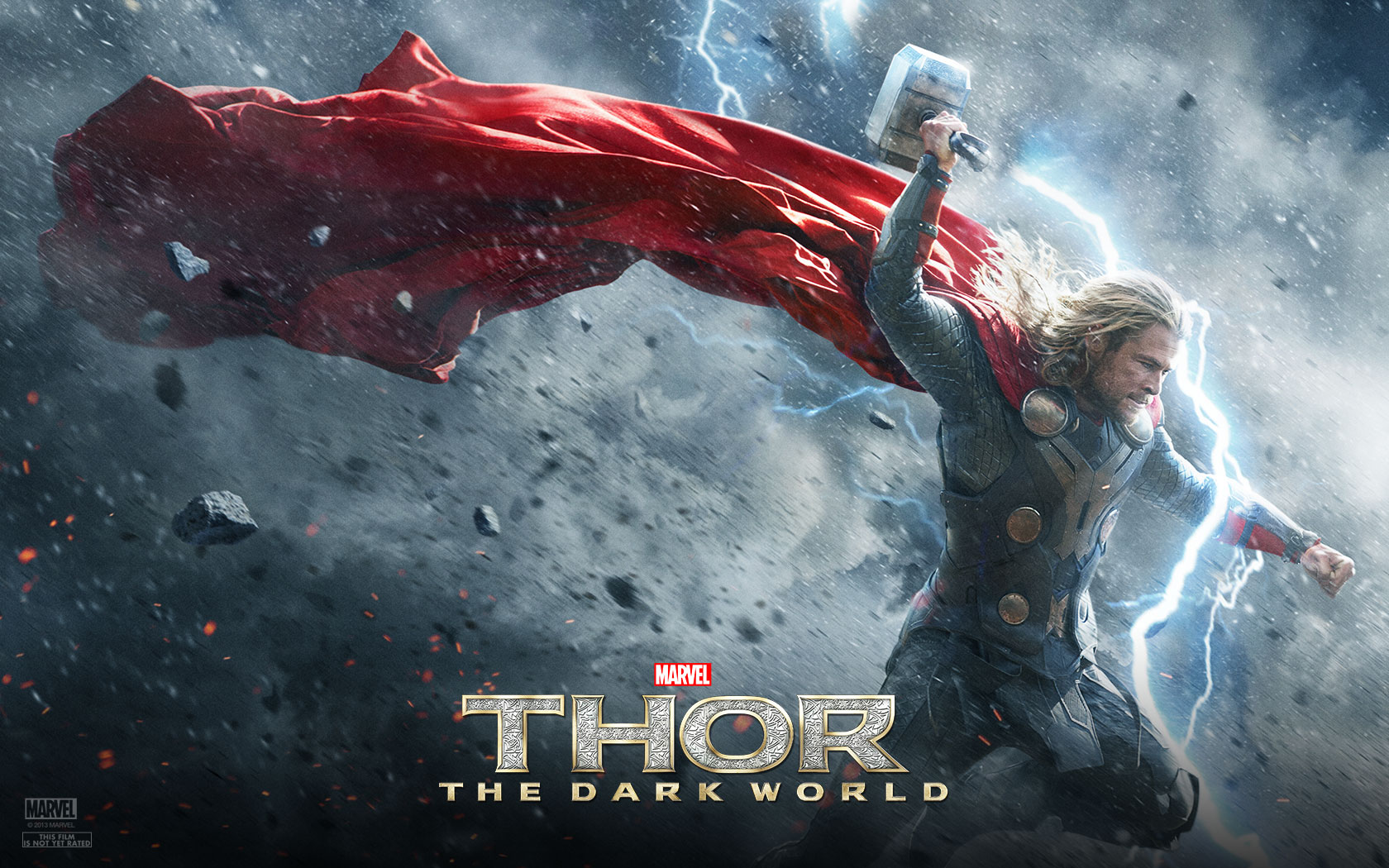 Thor The Dark World wallpaper 10