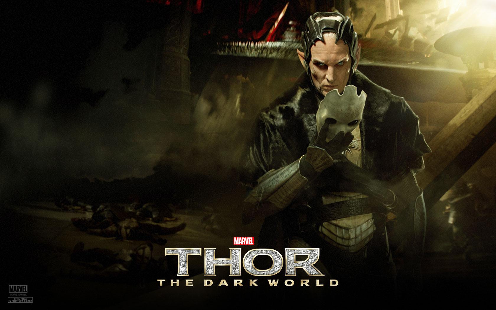 Thor The Dark World wallpaper 11