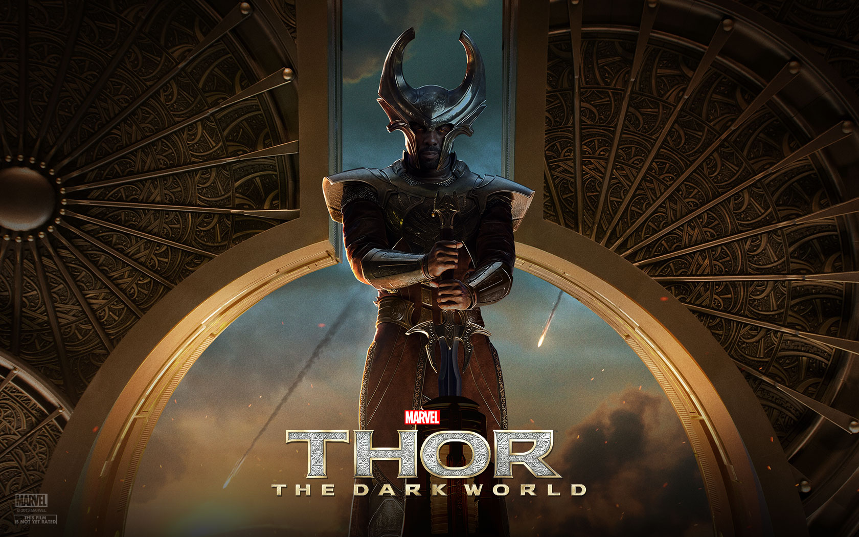 Thor The Dark World wallpaper 16