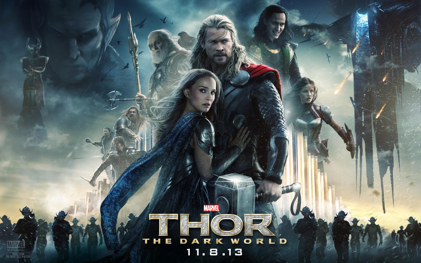 Thor The Dark World wallpaper 3