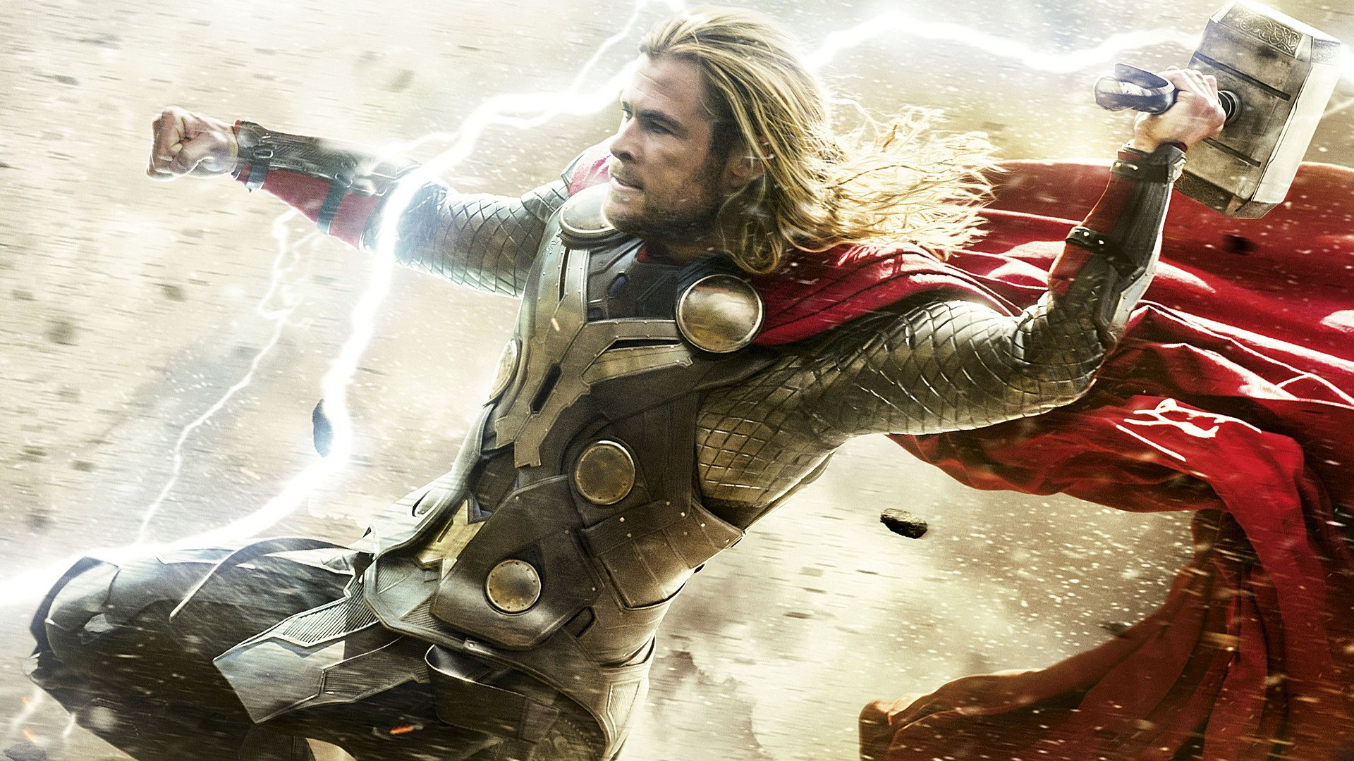 Thor The Dark World wallpaper 5