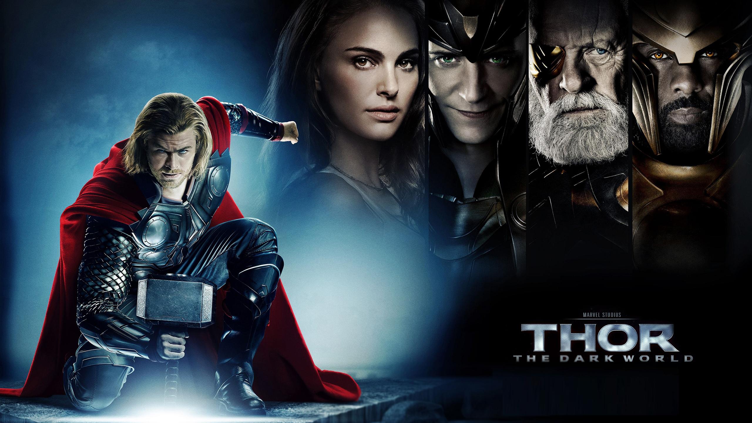 Thor The Dark World wallpaper 6