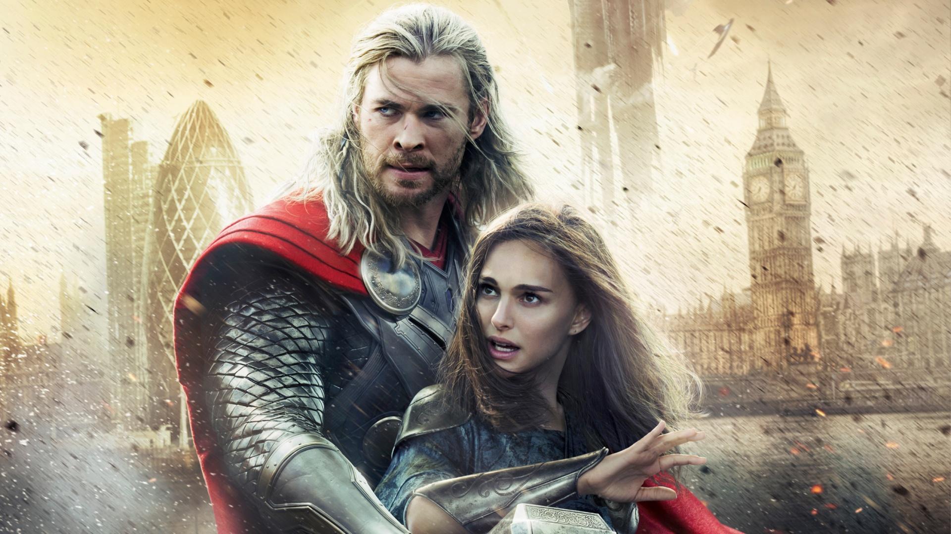 Thor The Dark World wallpaper 7
