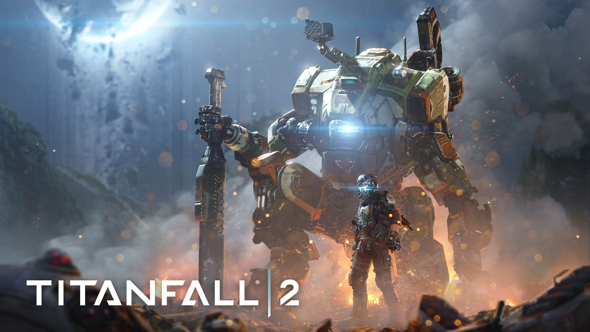 Titanfall 2 wallpaper 1