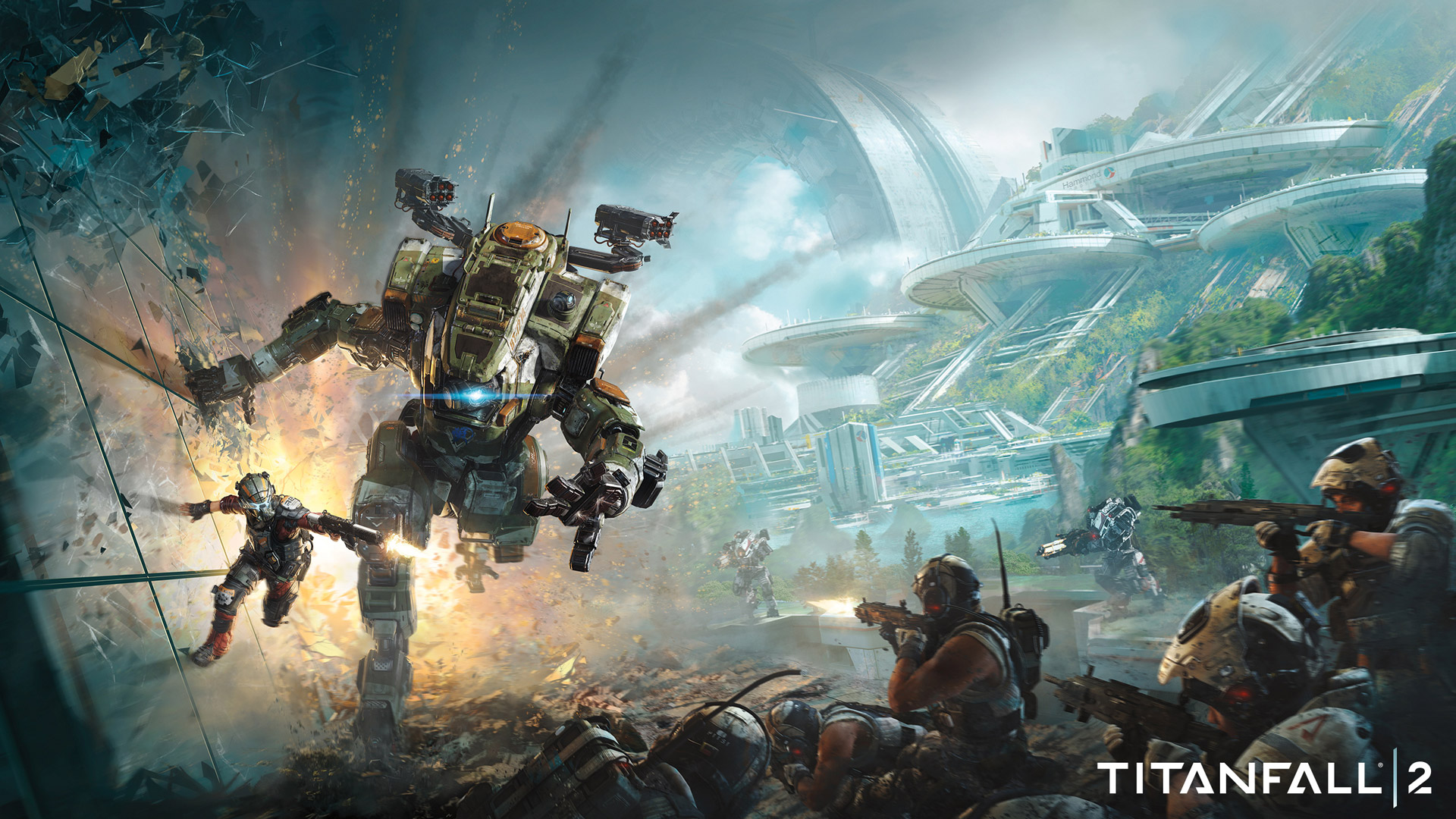 Titanfall 2 wallpaper 5