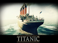 Titanic 3D wallpaper 10