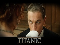 Titanic 3D wallpaper 2