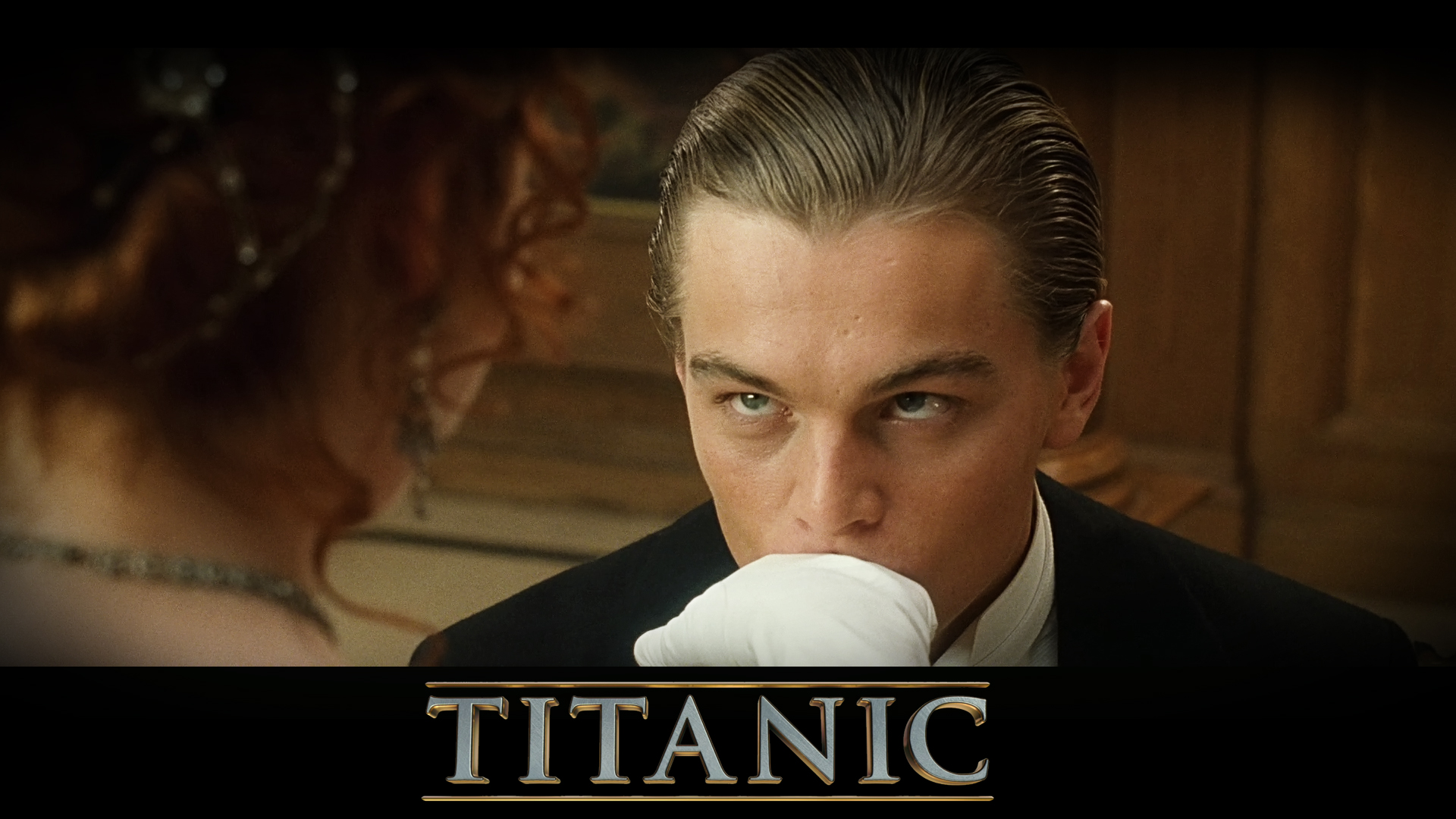 Titanic 3D wallpaper 2