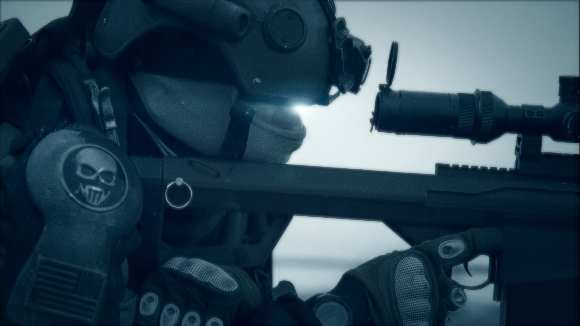 Tom Clancys Ghost Recon Future Soldier wallpaper 2