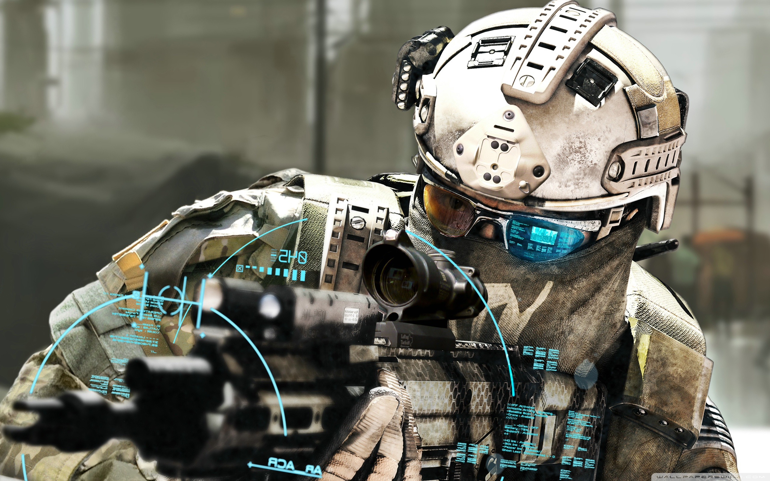 Tom Clancys Ghost Recon Future Soldier wallpaper 6