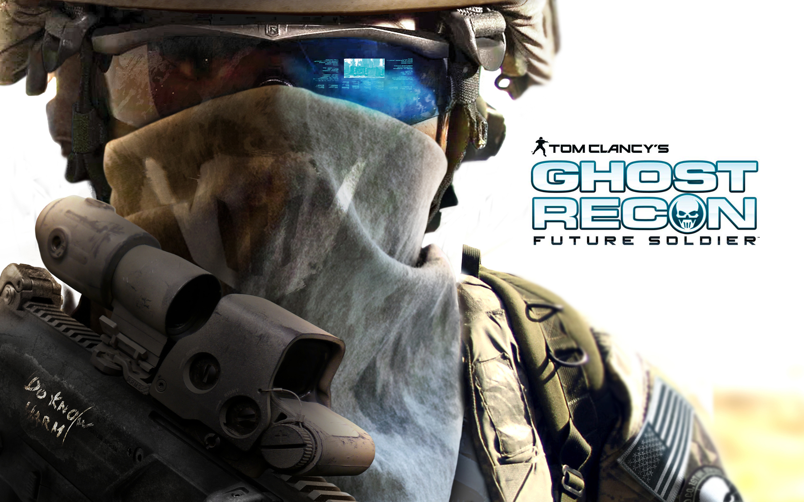 Tom Clancys Ghost Recon Future Soldier wallpaper 9