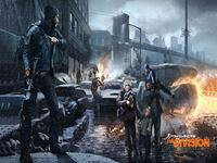 Tom Clancys The Division wallpaper 2