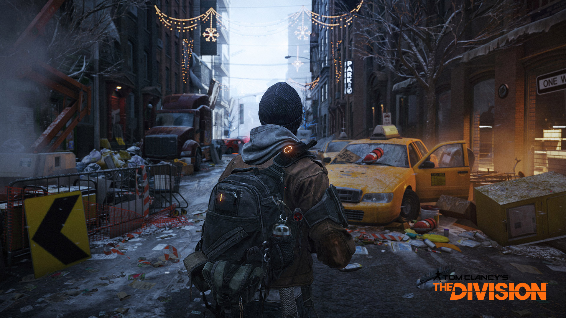 Tom Clancys The Division wallpaper 5