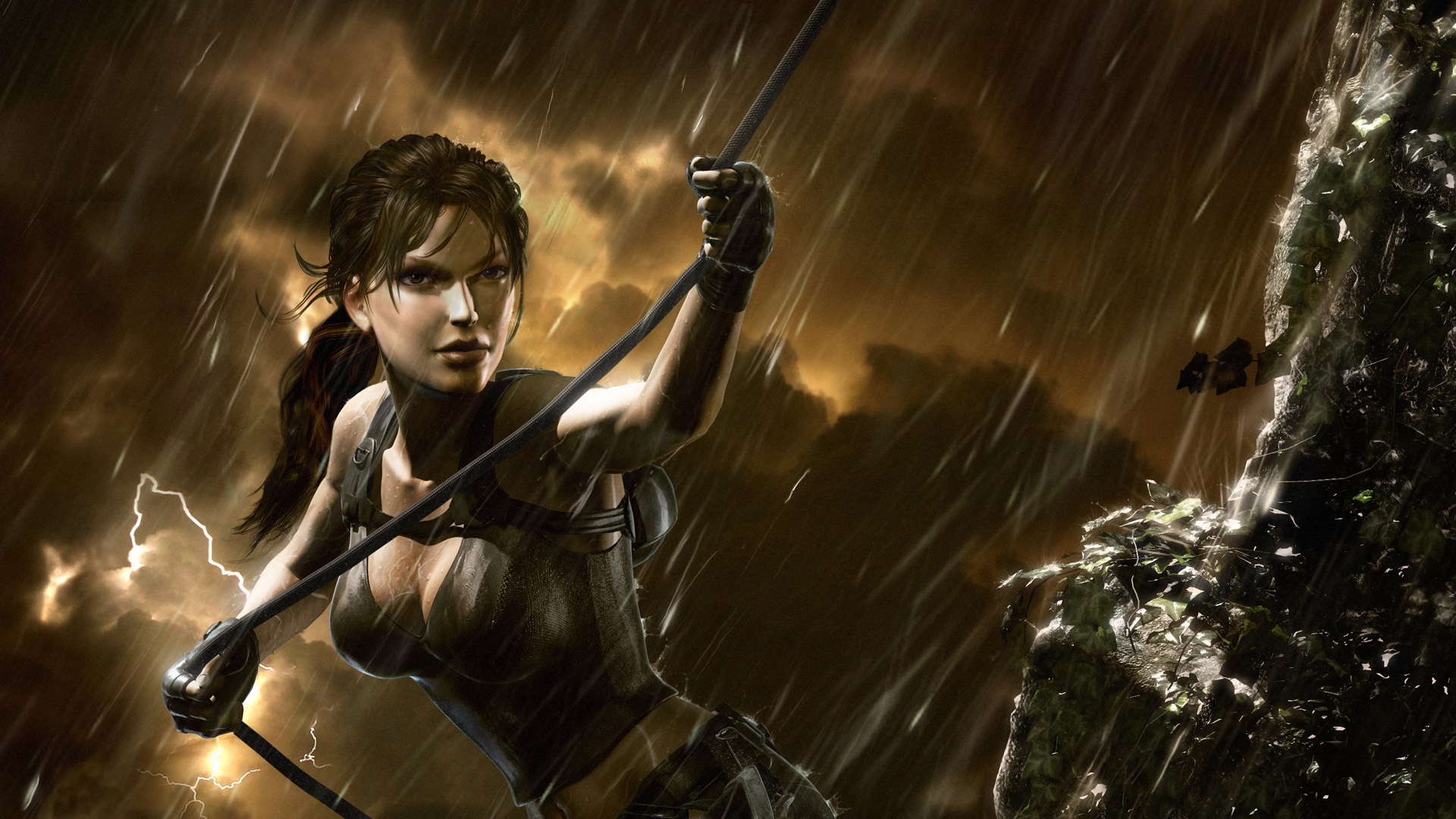 Tomb Raider Underworld wallpaper 8