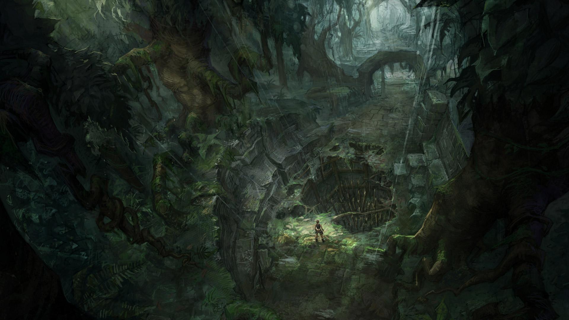 Tomb Raider Underworld wallpaper 9