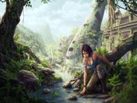 Tomb Raider wallpaper 8