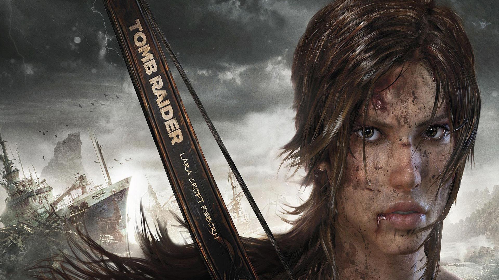 Tomb Raider wallpaper 1