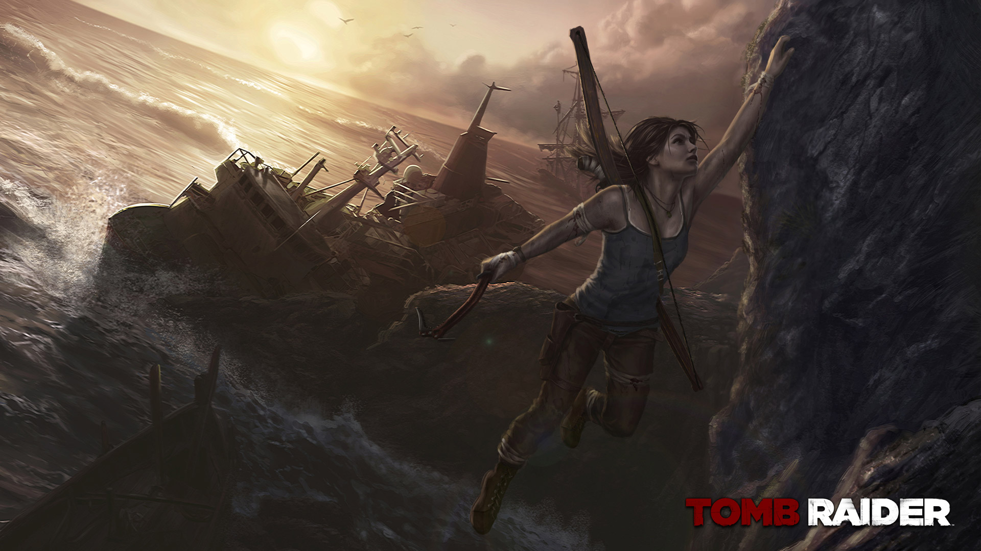 Tomb Raider wallpaper 11