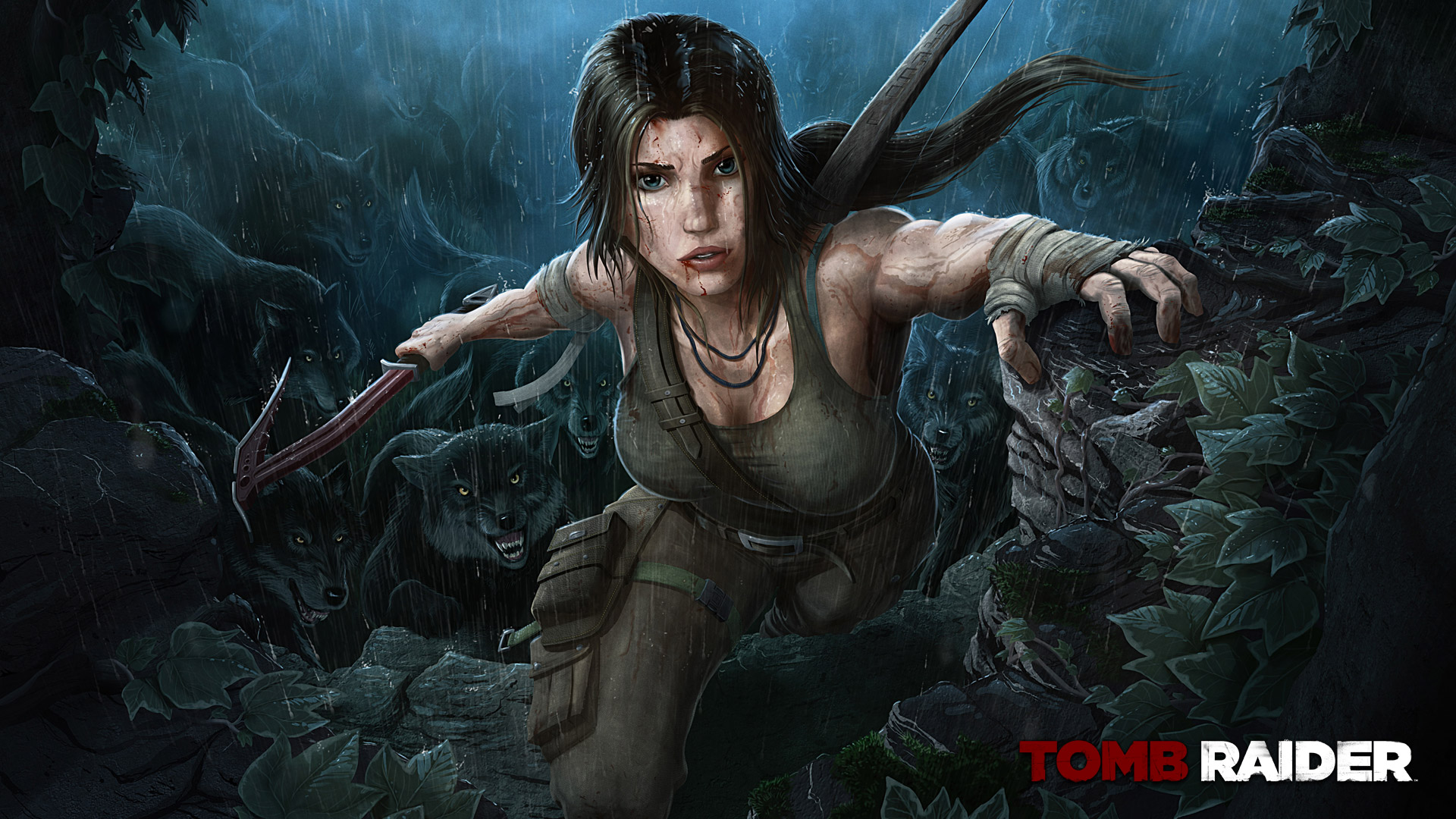 You Are Downloading Tomb Raider Wallpaper 14 Download