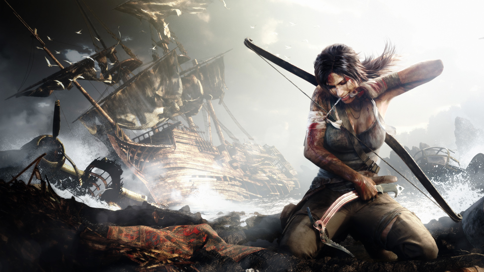 Tomb Raider wallpaper 3
