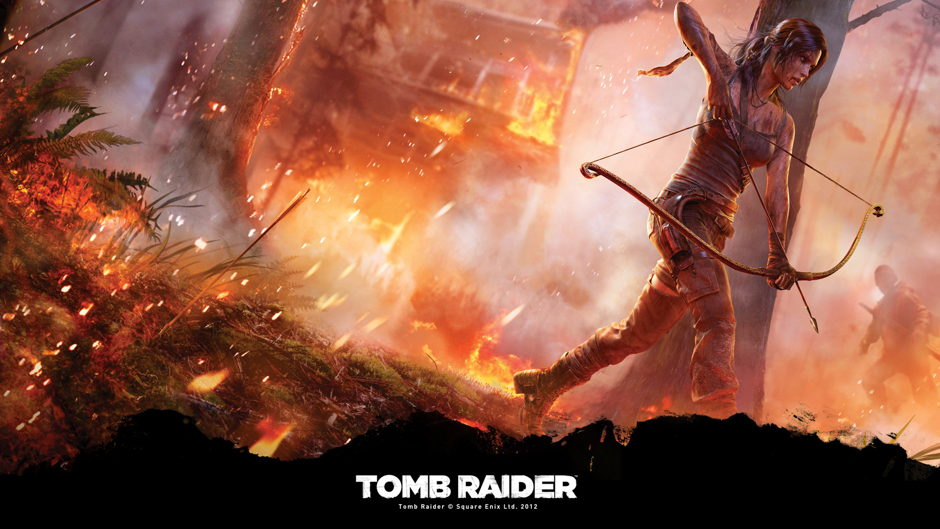 Tomb Raider wallpaper 6