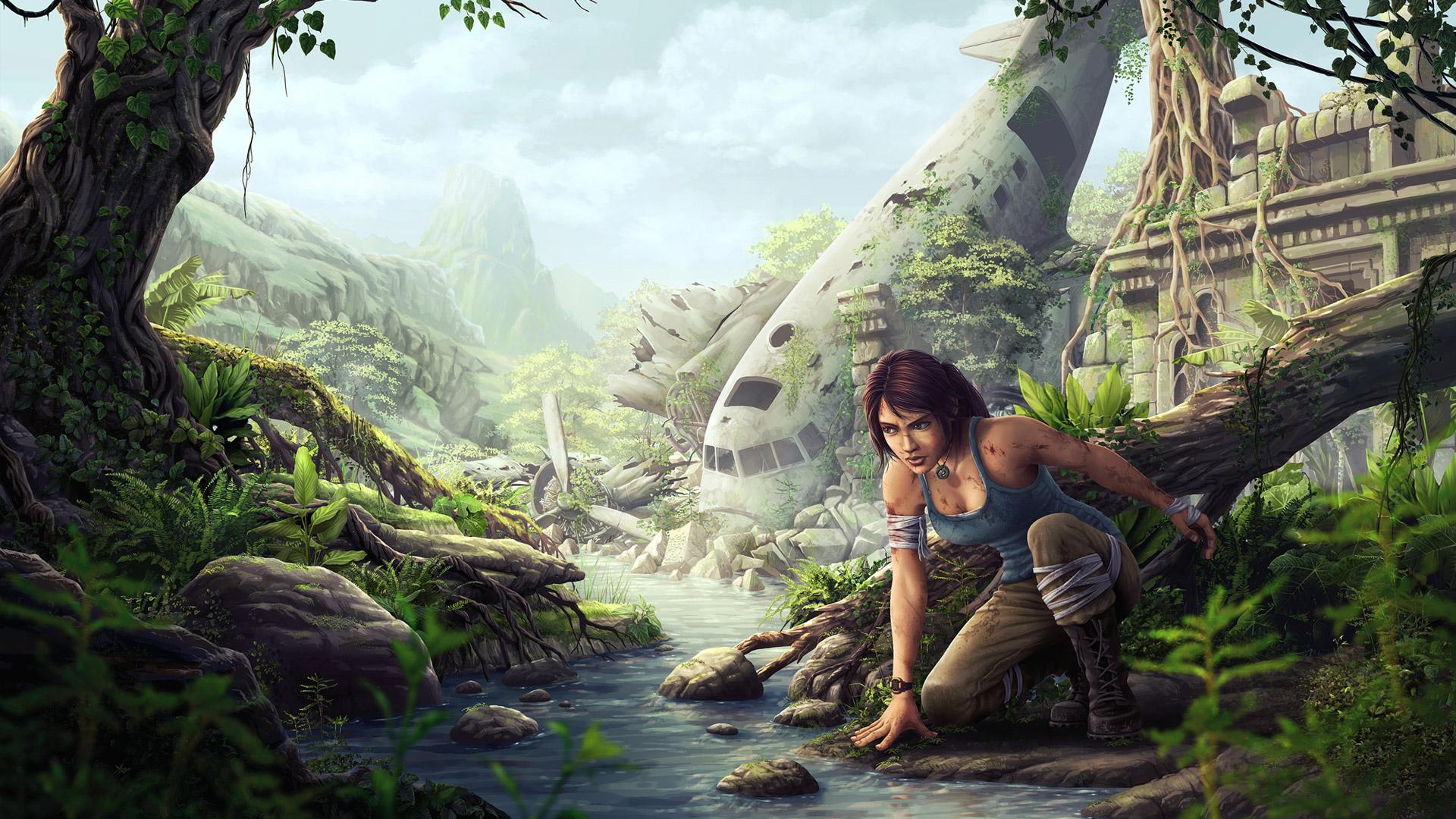 Tomb Raider wallpaper 8
