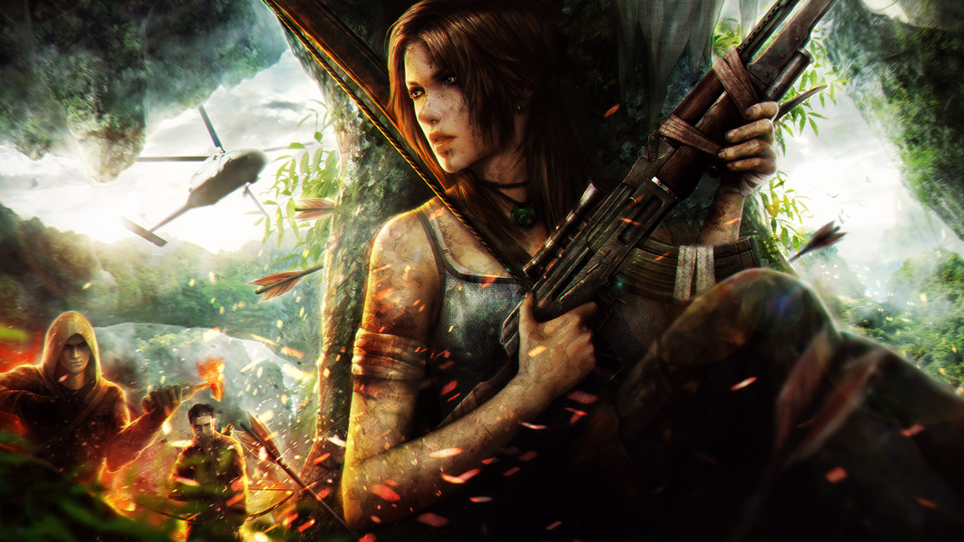 Tomb Raider wallpaper 9
