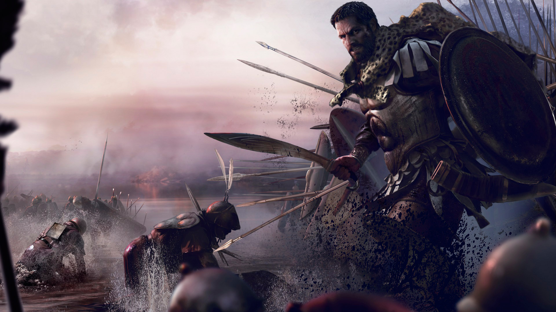 Total War Rome 2 wallpaper 10