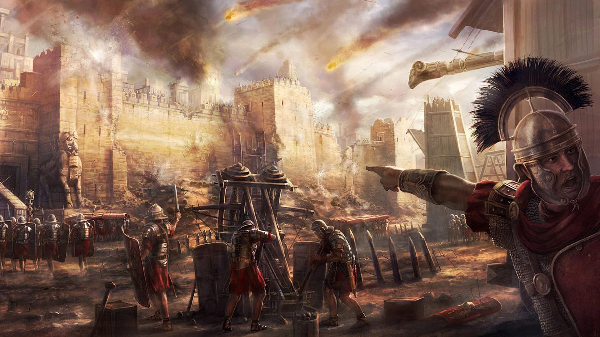 Total War Rome 2 wallpaper 16